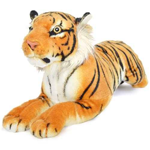 Large Stuffed Tigers Amazon Com