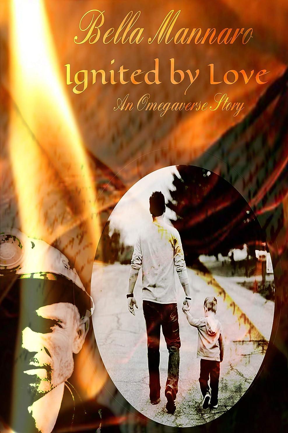 ハミングバード復活する応用Ignited by Love: An Omegaverse Story (English Edition)