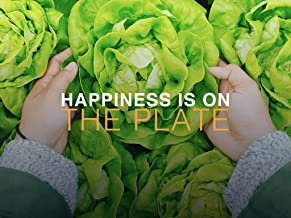 happiness is on the plate