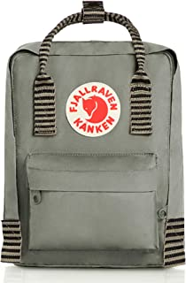 kanken mini fog striped