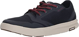 Quiksilver Mens Amphibian Plus Blue Red Grey Shoes Size 6