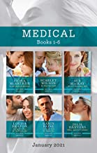 Medical Box Set Jan 2021/Second Chance in Barcelona/His Blind Date Bride/The GP's Secret Baby Wish/Risking Her Heart on th...