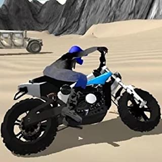 Motocross Bike Offroad Driving