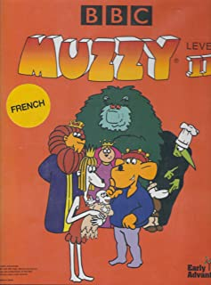 Muzzy French Level 2 (BBC Language Course for Children) A Video Language Course Early Advantage (II)