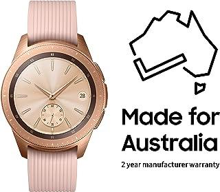 Samsung SM-R810NZDAXSA Smart Watch Galaxy Watch (42mm) Rose Gold (Australian Version) with 2 Year Manufacturer Warranty, Rose Gold