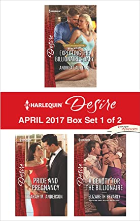 Harlequin Desire April 2017 - Box Set 1 of 2: An Anthology