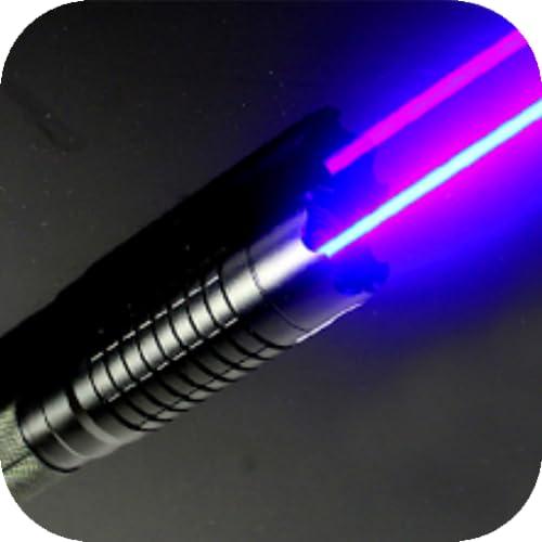Color Laser Pointer Flash Light