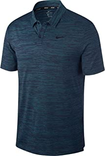 Nike Golf TW Tiger Woods Dry Stripe Polo 932196