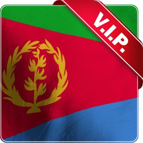 Eritrea Fahne live Wallpaper