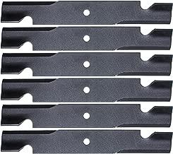 6PK Genuine OEM Toro 105-7781-03 Hi Flow Blades 108-1117 ZTR 52