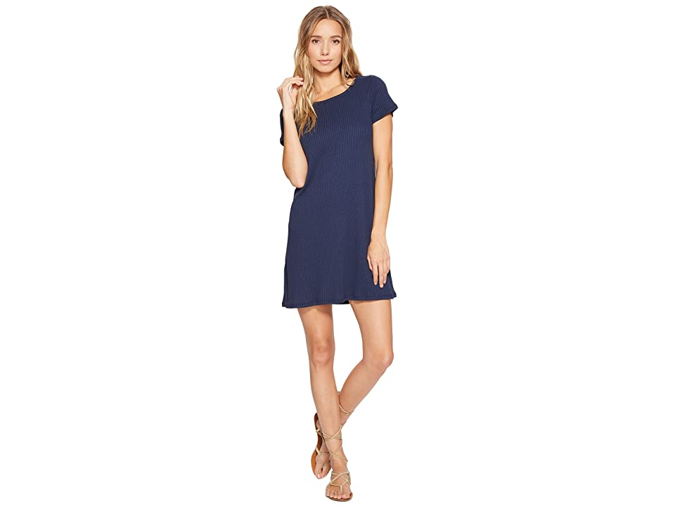 Roxy Another Way To Go Short Dress (Dress Blues) Women