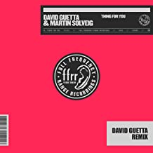 Thing For You (David Guetta Remix) [Extended] [Explicit]