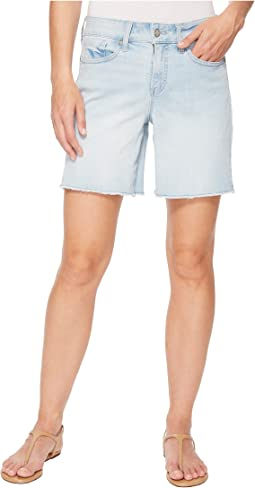 NYDJ - Jenna Shorts w/ Fray Hem in Palm Desert