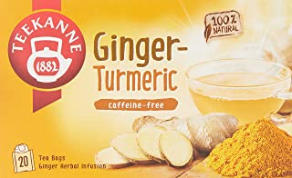 Teekanne Ginger Turmeric, 35g, (Pack of 20)