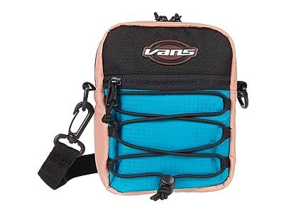 Vans Street Ready Sport Crossbody (Enamel Blue) Handbags