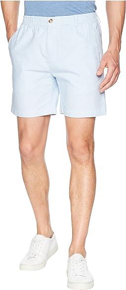 "7"" Oxford Jetty Shorts"