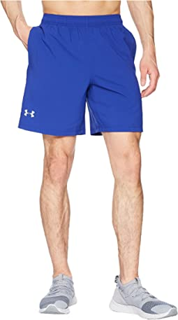 "UA Launch Stretch Woven 7"" Shorts"