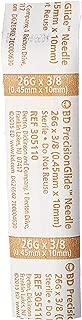 BD Medical Systems 305110 Needle, Intradermal Bevel, Sterile, 26 Gauge x 3/8