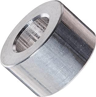 Lyn-Tron, Aluminum, Metric, M5 Screw Size, 10 millimeters OD, 5.3 millimeters ID, 6 millimeters Length (Pack of 10)