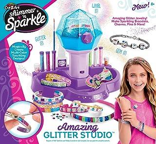 Shimmer N Sparkle Amazing Glitter Studio, Multi-Colour, 17831