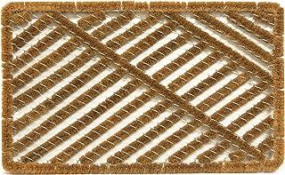 Bacova Guild 06201E 18X30 Koko Brus Door Mat
