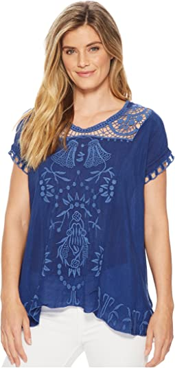 Johnny Was - Melrose Top