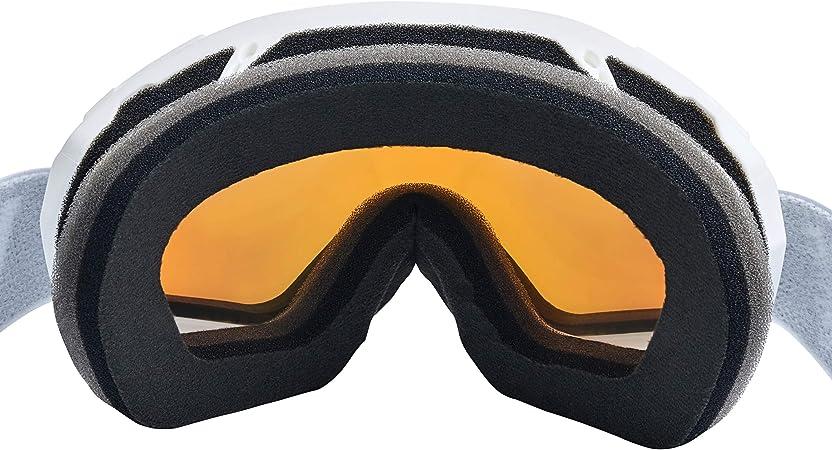 Black Crevice Casco de esqu/í Aspen Unisex Adulto