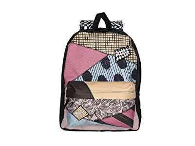 Vans Vans x The Nightmare Before Christmas Backpack Collection (Disney Sally Patchwork/Nightmare (Realm Backpack)) Backpack Bags