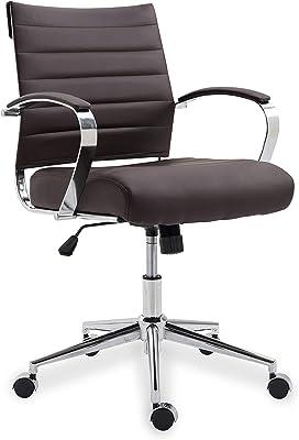 Edgemod Tremaine Office Chair, Brown