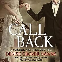 Call Back: Magnolia Steele Mystery Series, Book 3