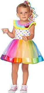 Spirit Halloween Toddler Kindi Kids Rainbow Kate Costume - 3T - 4T