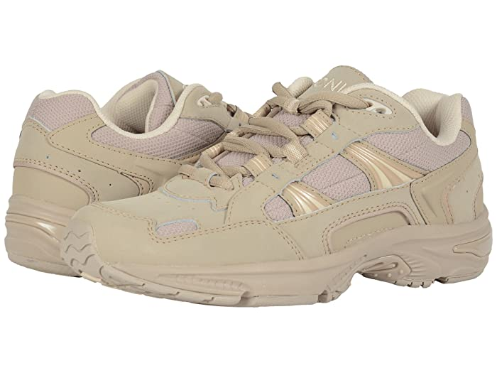 VIONIC  Walker (Taupe) Womens Lace up casual Shoes
