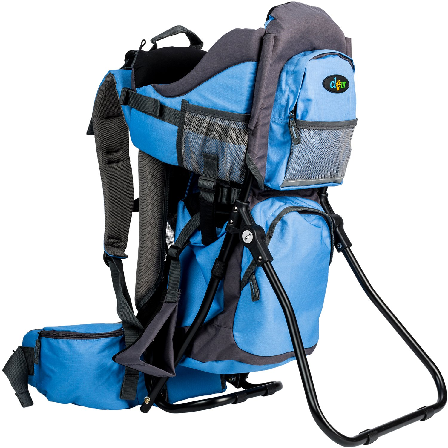 Clevr Canyonero Camping Backpack Warranty