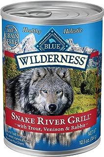 blue wilderness snake river grill