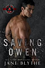 Saving Owen (Special Forces: Operation Alpha) (Saving SEALs Book 3) Kindle Edition
