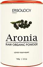 Polvo de Aronia Bio 150g - Rico en Antocianinas - Potente Antioxidante