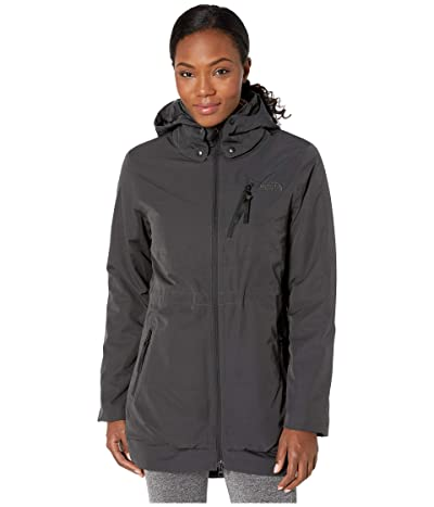 The North Face Millenia Insulated Jacket (Asphalt Grey) Women