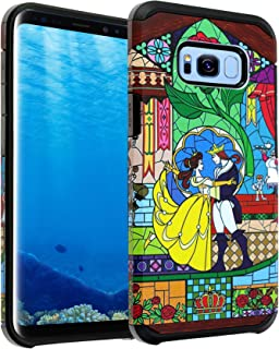 Best beauty and the beast phone case samsung s8 Reviews