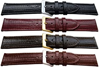 Omega - Authentic Omega Watch Strap 19mm Omega Brown Alligator Authentic Omega