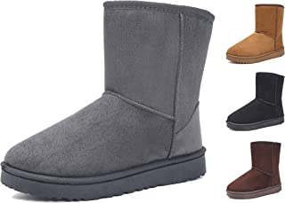 Winter Ankle Snow Boots for Women