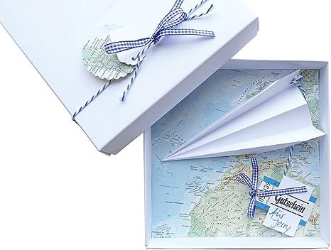 Verpacken reise geldgeschenk Geldgeschenke originell