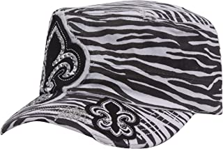 zebra print top hat