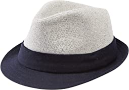 Mud Pie - Two-Tone Fedora (Toddler)