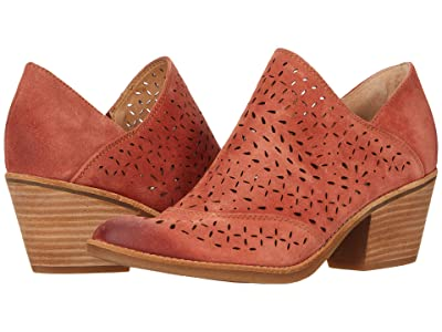 Sofft Amberly (Rust Cow Suede) Women
