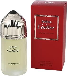 Cartier Pasha De Cartier Edt Spray 3.3 Oz