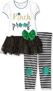 ملابس للفتيات الصغيرات لعيد القديس باتريك من بوني جين