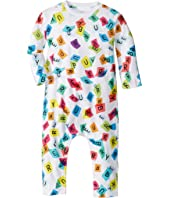 Burberry Kids - Confetti One-Piece (Infant)