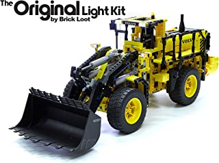 Brick Loot Lighting kit for Your Lego Technic Volvo L350F Wheel Loader Set 42030 Lego Set NOT Included