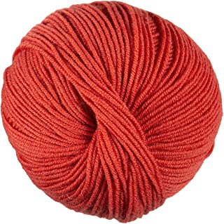 DMC Hilo de Lana Color 051, Rojo