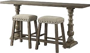 Lane Home Furnishings Charleston Sofa Bar Table, Ba